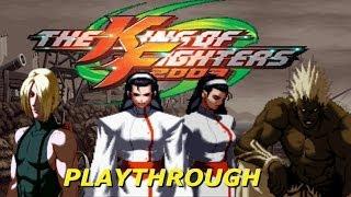 The King Of Fighters 2003 | Arcade | Adelheid Bernstein, Mukai & Chizuru Kagura PLAYTHROUGH