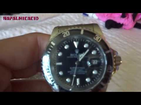 Thumbnail: New York City Fake Rolex sellers
