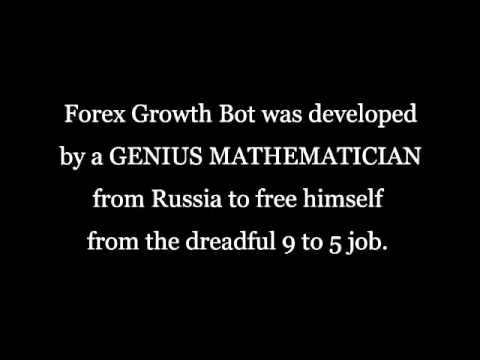Forex Growth Bot Review - A Low Risk Forex Trading Bot