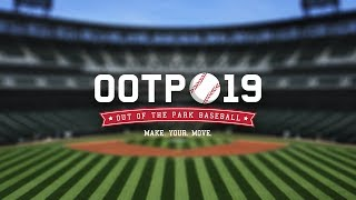 Out of the Park Baseball 19 - Developed by Out of the Park Developments