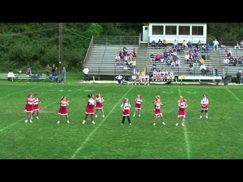 CGLR-A Waynesburg vs West Greene on 20120929 (HD)