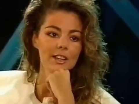 SANDRA INTERVIEW Tele 5, Germany 22. 08 .1988