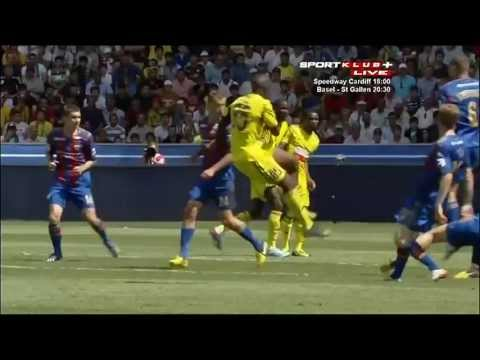 Lassana Diarra WONDER GOAL ! CSKA 1 - 1 Anzhi | Russian Cup Final | 01.06.2013
