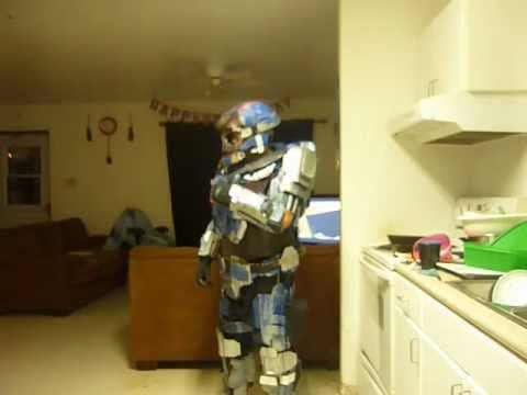 halo reach carter costume - Halo Reach Halloween Costume