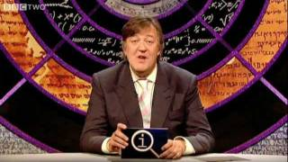 QI on B-B-BBC Two: New series trailer
