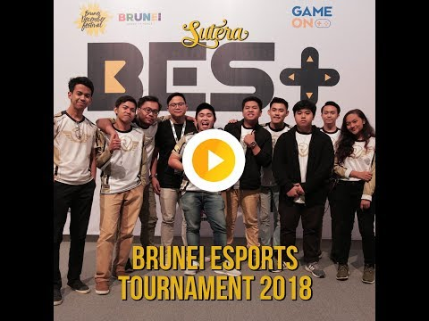 Brunei E-Sport 2018 (BeS+) Highlight