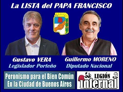 Monseñor Sánchez Sorondo entusiasmado por las candidaturas de Moreno y Vera