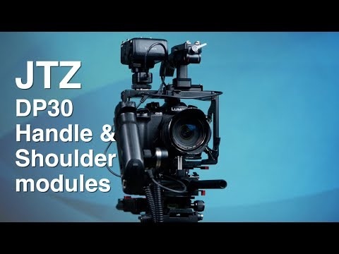 JTZ DP30 System Handle & Shoulder modules review