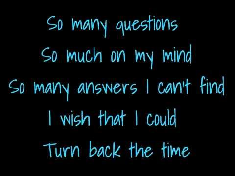 Everybody Hurts-Avril Lavigne(Lyrics on Screen)