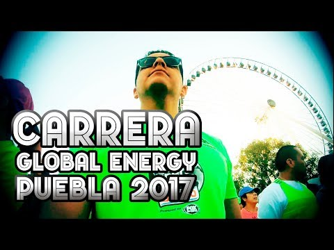 Carrera Global Energy Puebla 2017