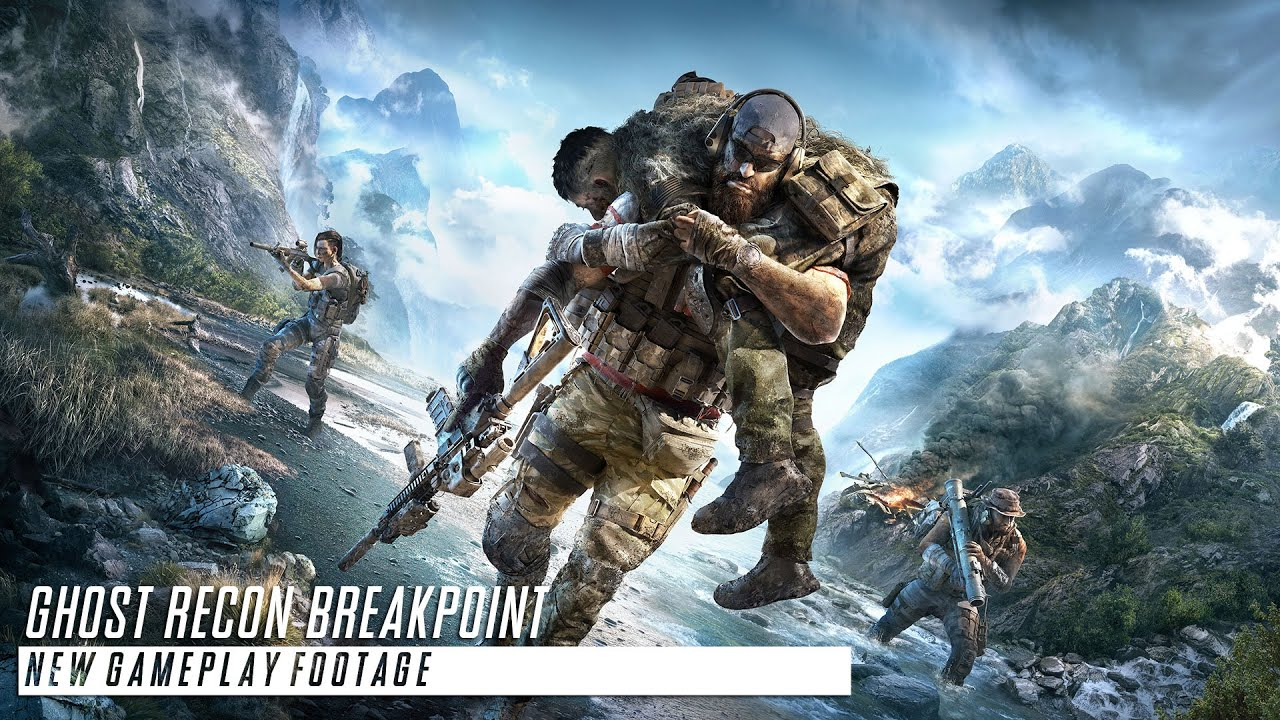 Ghost Recon Breakpoint–Hands-on with Single-Player Story and