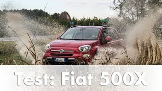 All new Fiat 500x Cross – Charming Crossover | Car Review |  Drive Report | English