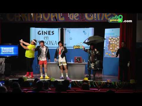 El parte nuestro. Carnaval de Gines 2016 (Tercera semifinal)