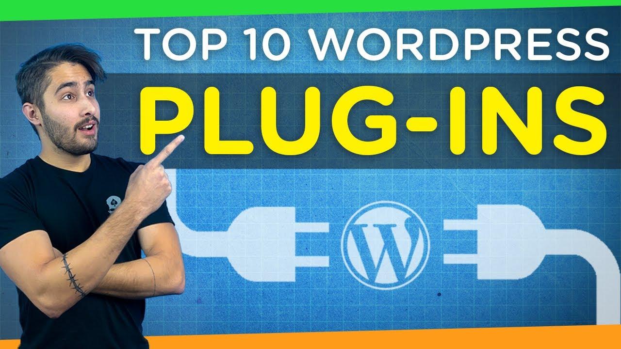 Top 10 Best Plugins for WordPress | 2021 Review
