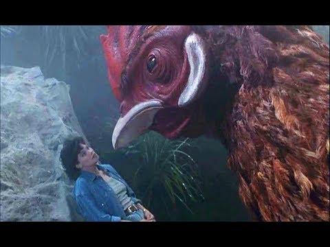 【吐嚎】科学怪人用恐龙基因培育出20米高的巨型鸡