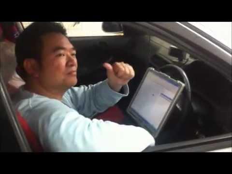 Honda Civic EK-4 B16a  tuned by Fueltank Tai  201.76HP