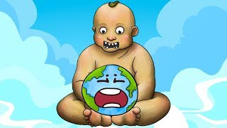 МАЛЫШ съел всех в Австралии. ИГРА Tasty Planet Forever #6 на Игрули TV