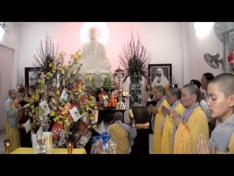 Le ruoc Bao ngoc Xa Loi Phat ve chua Phuc Loc - Phan 1