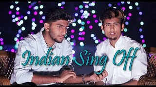 Indian Sing Off | Rajneesh Patel , Dhruvan Moorthy | Punjabi , Marathi and Hindi Songs