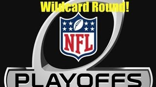 NFL Playoffs Explained - Wildcard Round - Football Wife
