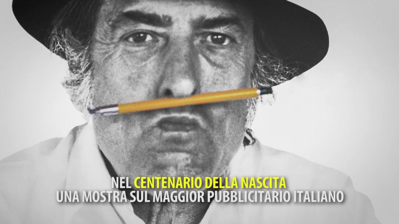"""Mart - Tutti gli """"ismi"""" di Armando Testa"""