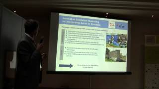 Andreas Holtkotte (KfW, Germany): Water Supply and Sanitation in Low-Income Areas of Kampala, Uganda