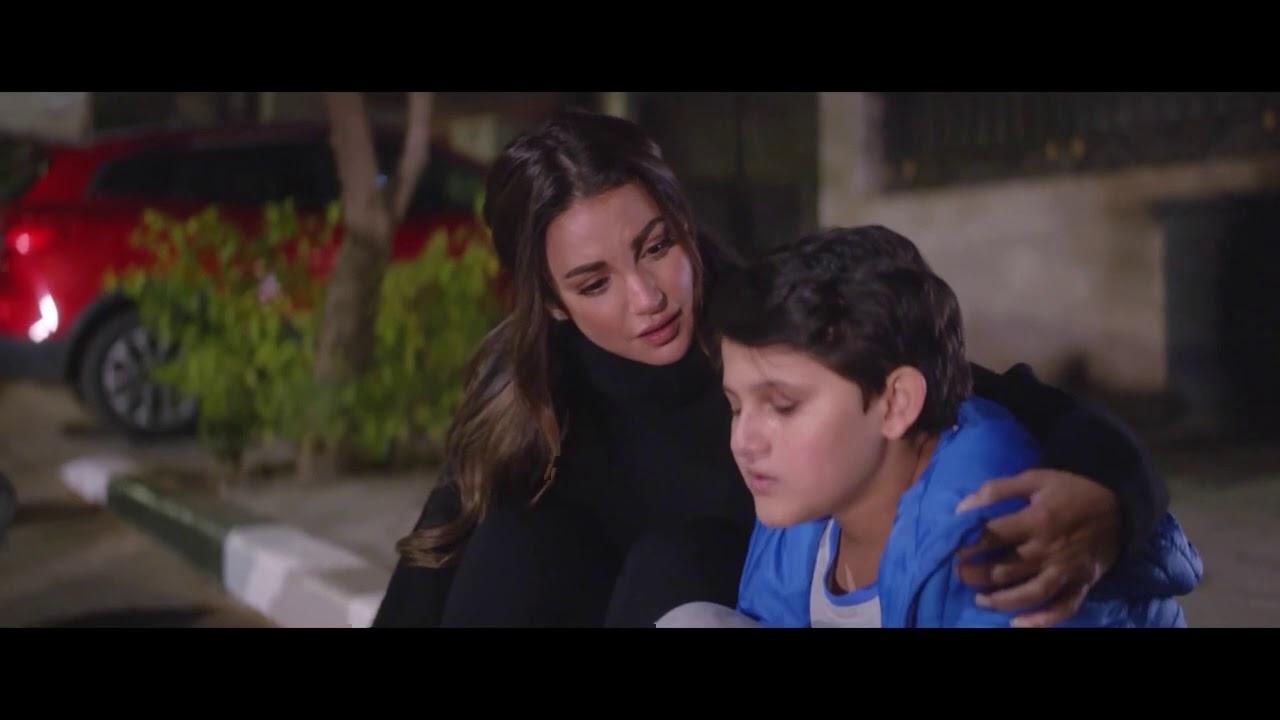 سلمى  لقيت كريم  خايف وبردان ...وعرفت ان مهمتها مش هتكون سهلة#إلا_أنا