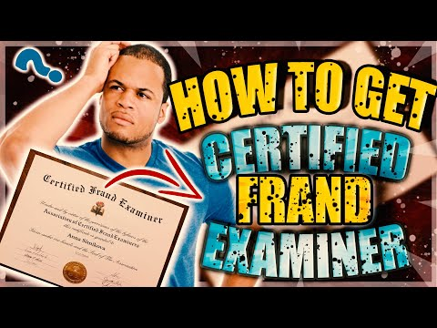 How to get CFE Certification Simple Guide 2019