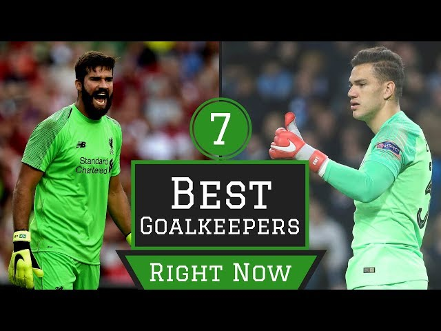 7 Best Goalkeepers in World Football Right Now