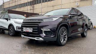 Cheryexeed TXL (2021)- Фейк премиального автомобиля!
