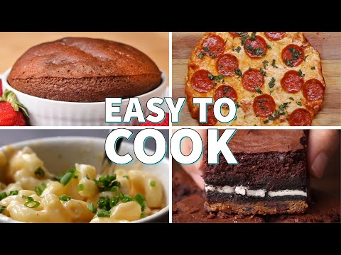 Easy To Cook Recipes