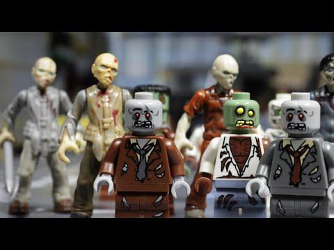 The Walking Dead Lego film 1 seaon 1 ep/ Ходячие мертвецы (лего версия) 3 серия, 1 сезон 1 серия