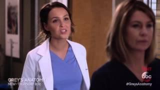 Jo Stands Up To Meredith - Grey's Anatomy Sneak Peek