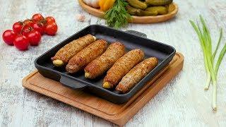 Пальчики из свинины - Рецепты от Со Вкусом
