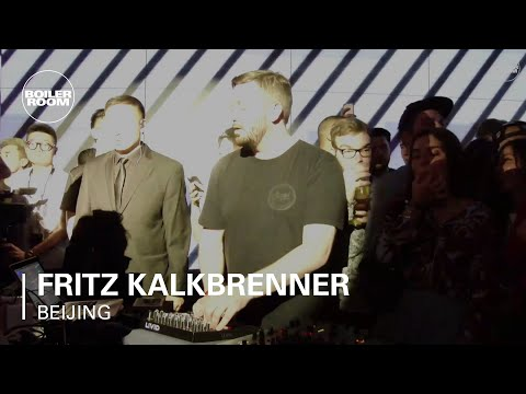 Audi City Beijing x Boiler Room China: Fritz Kalkbrenner