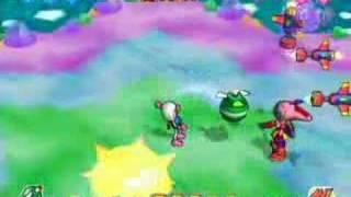 Bomberman Generation - Beauty Crush Bomber Fight