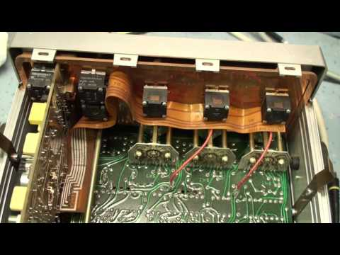 Philips PM5715 Pulse Gen and final on the Tektronix 2440
