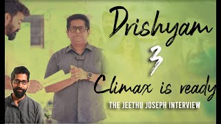 The Jeethu Joseph Interview | Drishyam 2 | Mohanlal | Meena | Sudhir Srinivasan | Lights On
