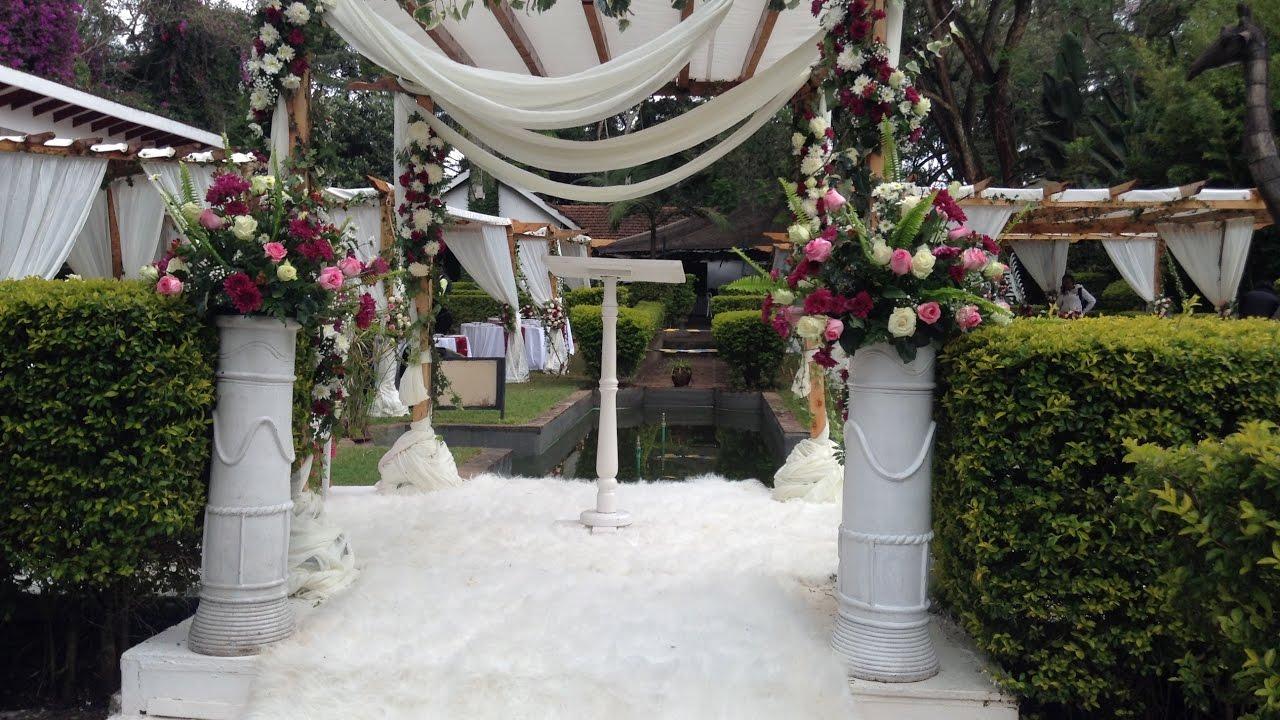 Linens & Decor - Party Pergola - Luxury Wedding Design Karen Country Lodge  - Nairobi - YouTube - Linens & Decor - Party Pergola - Luxury Wedding Design Karen Country