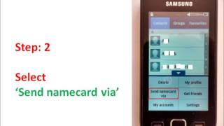 How to backup Samsung Wave or Bada phone contacts to Android Phone