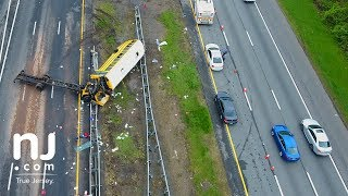 Video Medevac couldn't fly to school bus crash because of weather download MP3, 3GP, MP4, WEBM, AVI, FLV Mei 2018