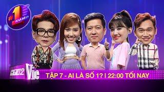 #7 Lần đầu xem trực tiếp Parody Sóng Gió, Trường Giang, Hari Won cuồng không cưỡng nổi | AI LÀ SỐ 1?