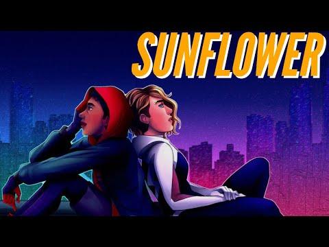 Spider-Man PS4 (Sunflower Post Malone)