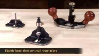 Veritas Medium Router Plane