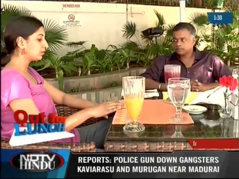 OUT FOR LUNCH - GAUTHAM MENON - EPI 4 - 1(3) - NDTV HINDU