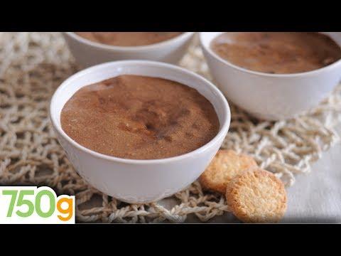 La mousse au chocolat - Recette facile et INRATABLE - 750 Grammes