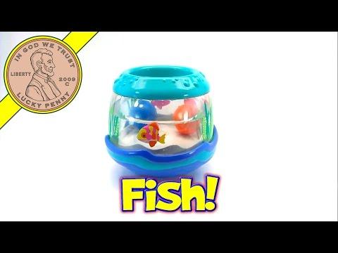Fisher-Price Ocean Wonders Musical Fish Bowl Aquarium Toy Kids Toy Reviews