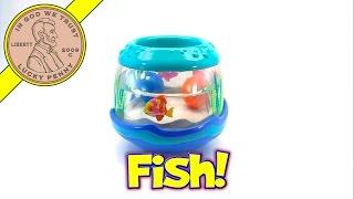 Fisher-Price Ocean Wonders Musical Fish Bowl Aquarium Toy
