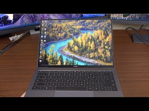 Huawei MateBook X Pro Review: EXcellent Value and Design!