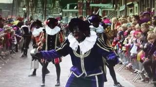 Racist Dutch Tradition of 'Black Pete' is weird and Digusting...